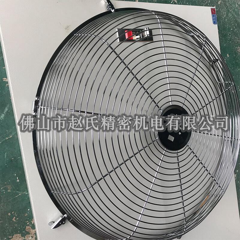 風扇網罩自動焊接樣品